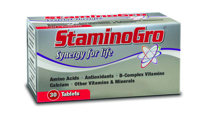 Picture of Staminogro Tablets 30's