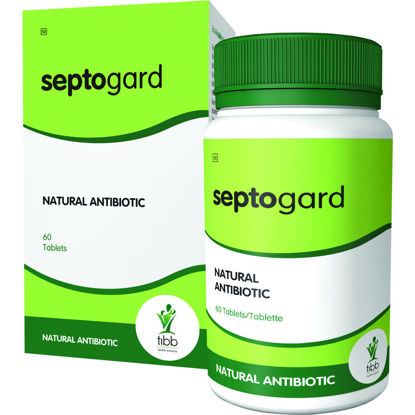 Picture of Tibb Septogard Tablets 60's