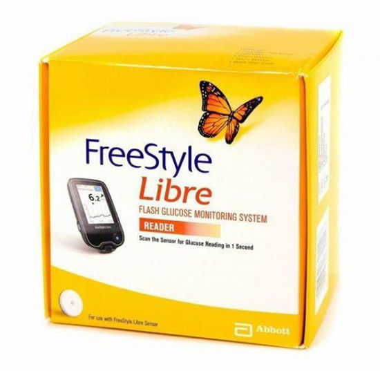 Picture of FreeStyle Libre Flash Glucose Monitoring Reader