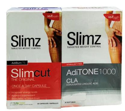 Picture of Slimz Banded - AdiBurn 75 + Aditone CLA 1000