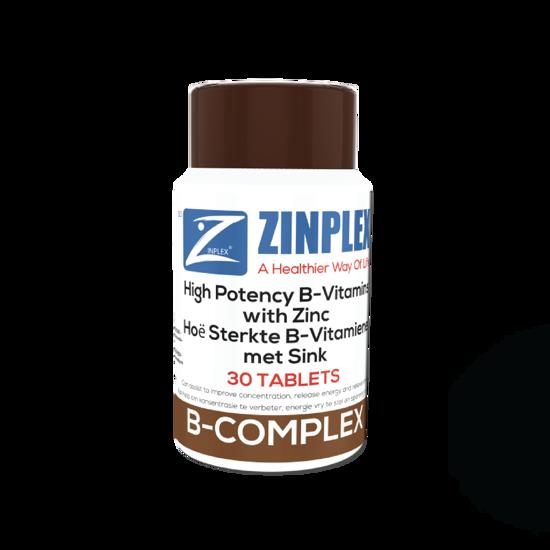 Picture of Zinplex Vitamin B Co Tablets 30's
