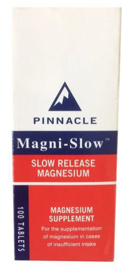Picture of Pinnacle Magni-Slow Release Tablets 100's