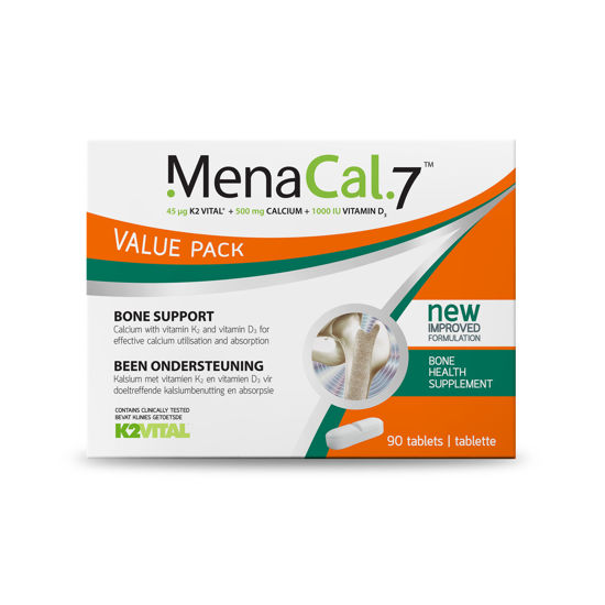 Picture of Menacal 7  Tablets 90's
