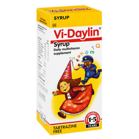 Picture of Vidaylin Syrup 150ml