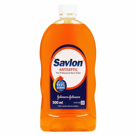 Picture of Savlon Antiseptic Liquid 500ml