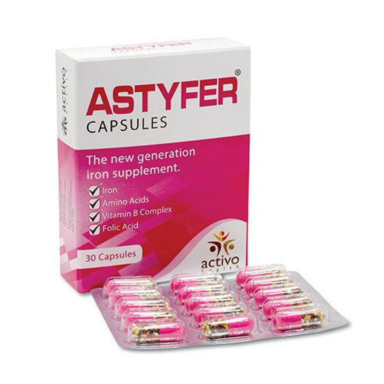 Picture of Astyfer Capsules 30's
