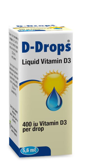 Picture of D-DROPS  30ml