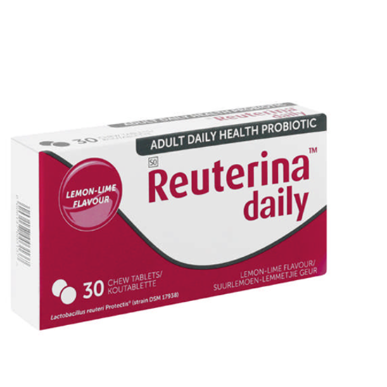 Picture of Reuterina Daily Chewable Tablets 30's