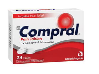 Picture of Compral Tablets 24's