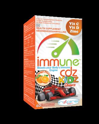 Picture of Gen Immune CDZ  KIDZ Chewable Tablets 60'S