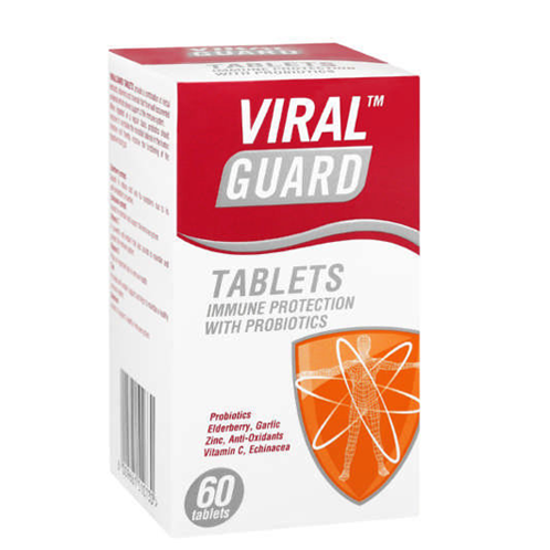 Picture of ViralGuard Tablets 60's