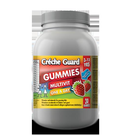 Picture of Créche Guard Multi-Vitamin Gummies Chews 30's