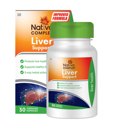 Picture of Nativa Liver Complex Capsules 30's