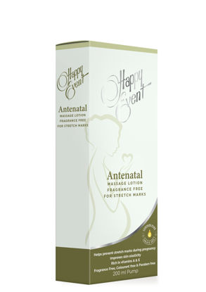 Picture of Happy Event Antenatal Massage Lotion 200ml