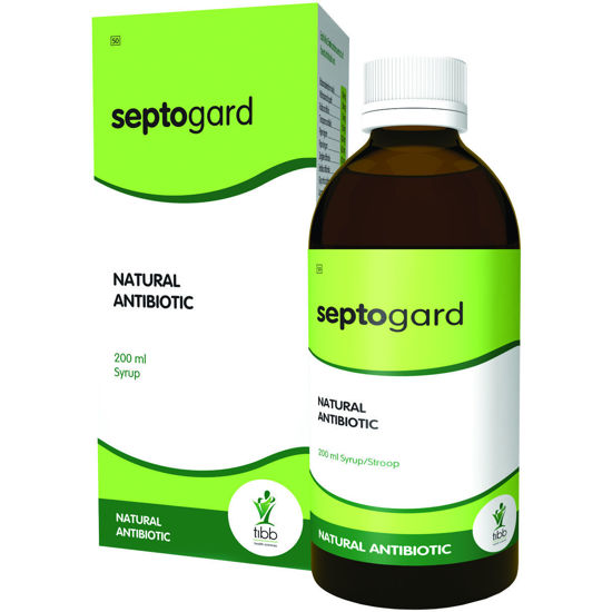 Picture of Tibb Septogard Syrup 100ml