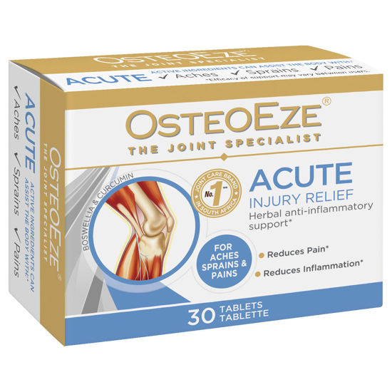 Picture of Osteoeze Acute Tablets 30's
