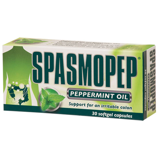 Picture of Spasmopep Softgel Capsules 30's