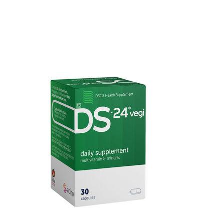 Picture of DS-24 Vegi Capsules 30's