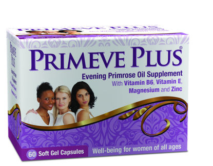 Picture of Primeve Plus Capsule 60's