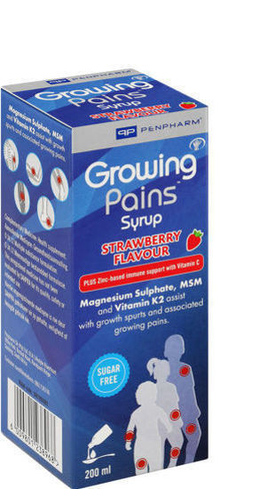 Picture of Growing Pains Syrup 200ml