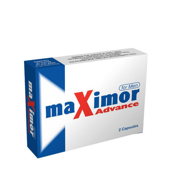 Picture of Maximor Advance for Men Capsules 2's