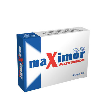 Picture of Maximor Advance for Men Capsules 4's