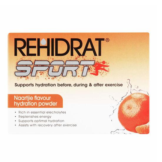 Picture of Rehidrat Naartjie Sport Sachets 6's