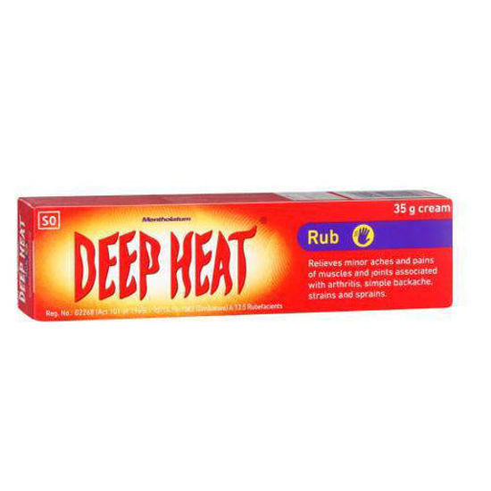 Picture of Deep Heat Rub 35g