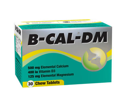 Picture of B-Cal DM Chewable Tablets 30's