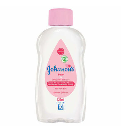 Picture of Johnson's Baby Oil 125ml