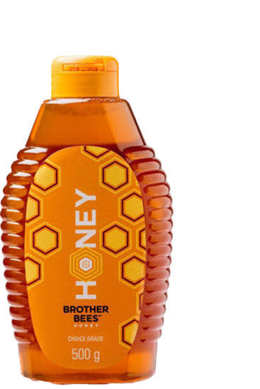 Picture of Brother Bees Honey 500g