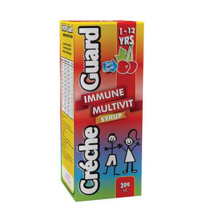Picture of Creche Guard Immune - Multivit Syrup 200ml