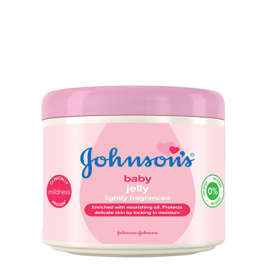 Picture of Johnson's Baby Jelly Lightly Fragranced 500ml