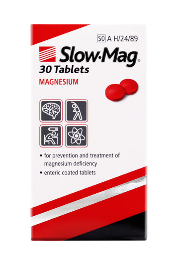 Picture of Slow-Mag  Tablets 30's