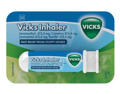 Picture of Vicks Vapo-Inhaler Blister Pack 1ml