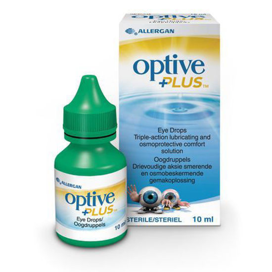 Picture of Optive Plus Eye Drops 10ml
