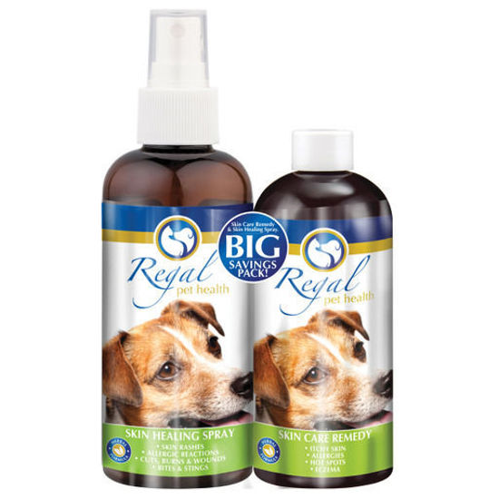 Picture of Regal Combo Skin Remedy 200ml + Healing Spray 200ml