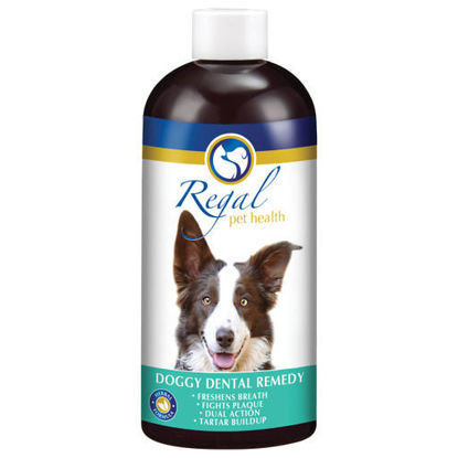Picture of Regal Doggy Dental Remedy 400ml