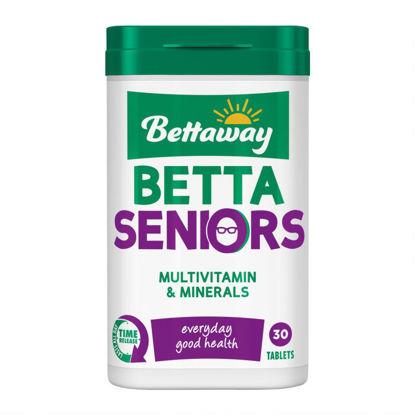 Picture of Bettaway Betta Seniors 30 Tablets