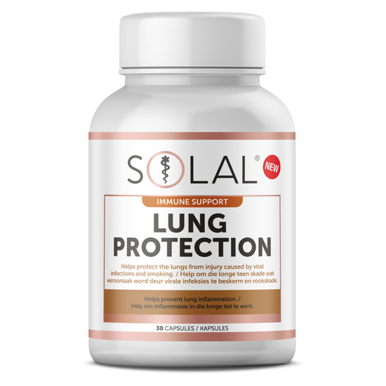 Picture of Solal Lung Protection Capsules 30's