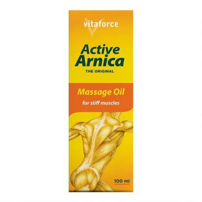 Picture of Vitaforce Active Arnica Massage Oil 100ml