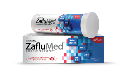 Picture of Zaflumed Effervescent Tablets 10's