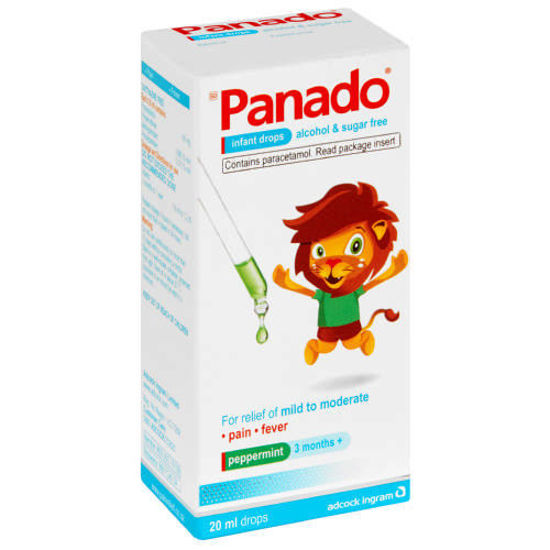Picture of Panado Infant Drops 20ml