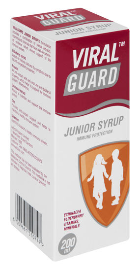 Picture of ViralGuard Junior Syrup 200ml