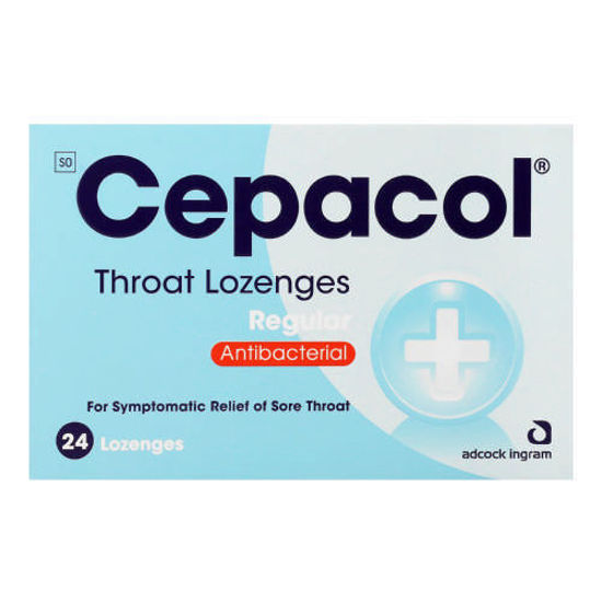 Picture of Cepacol Regular Lozenges 24's