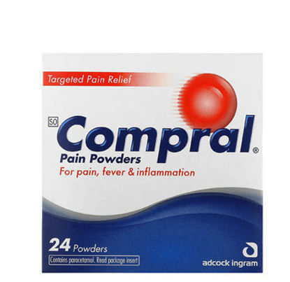 Picture of Compral Pain Powders 24's