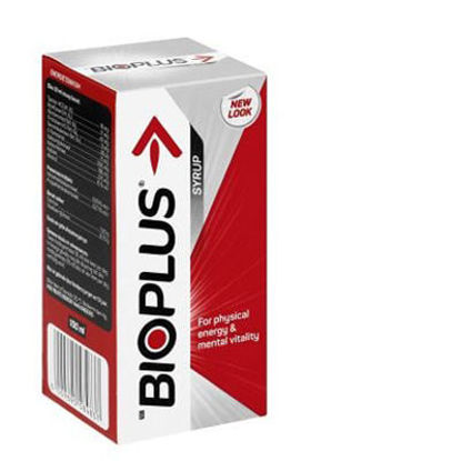 Picture of Bioplus Syrup 100ml
