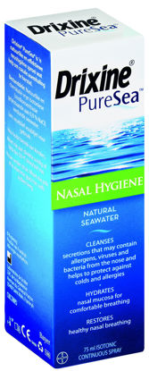 Picture of Drixine Pure Sea Isotonic Nasal Spray 75ml