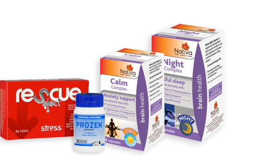 Picture of Stress Care Value Pack 3