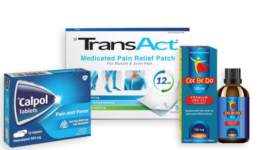 Picture of Muscle/Pain Value Pack 1